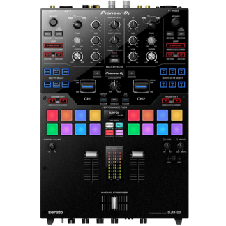 rane-57 MK II 2015 display web